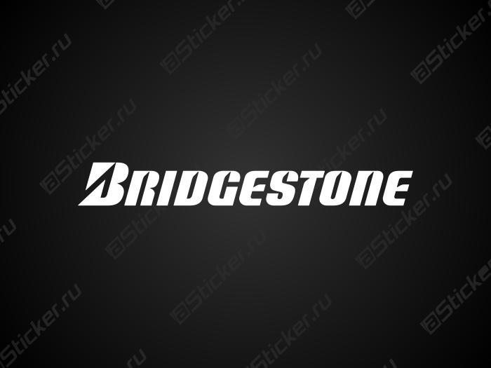 Bridgestone логотип с девушкой фото