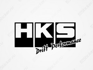 HKS Drift Performance