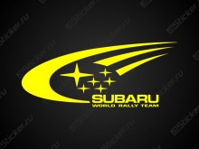 SUBARU World Rally Team